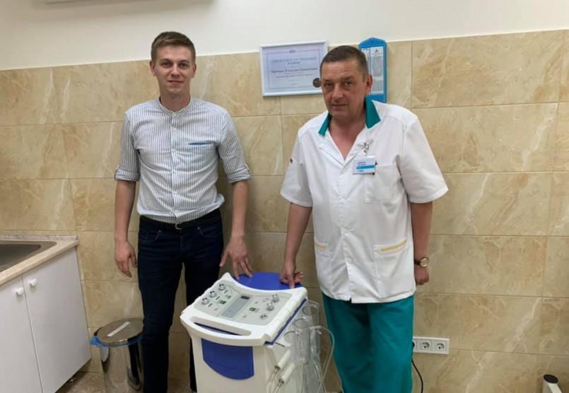 Congratulations to the MEDIKOM clinic!