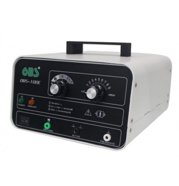 Radio frequency electrosurgical apparatus OBS-100C
