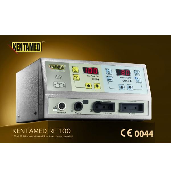 Electrosurgical radio frequency apparatus Kentamed RF100