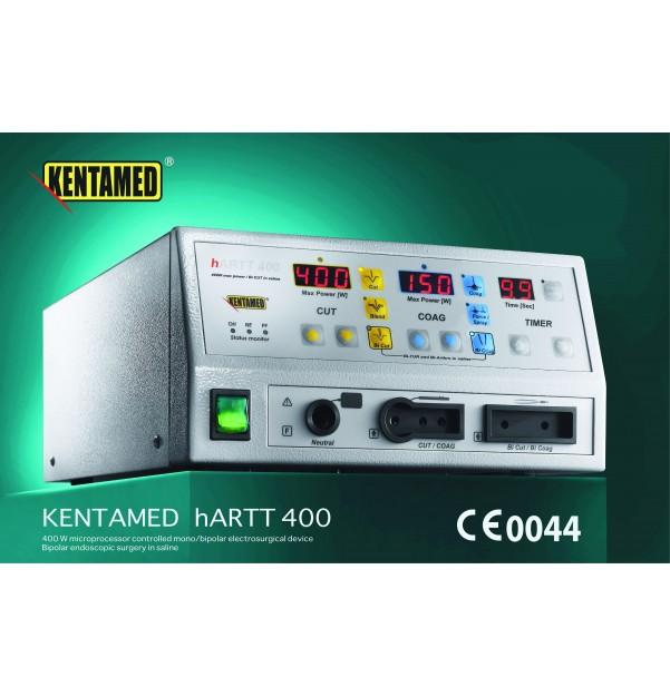 Electrosurgical apparatus Kentamed hARTT 400