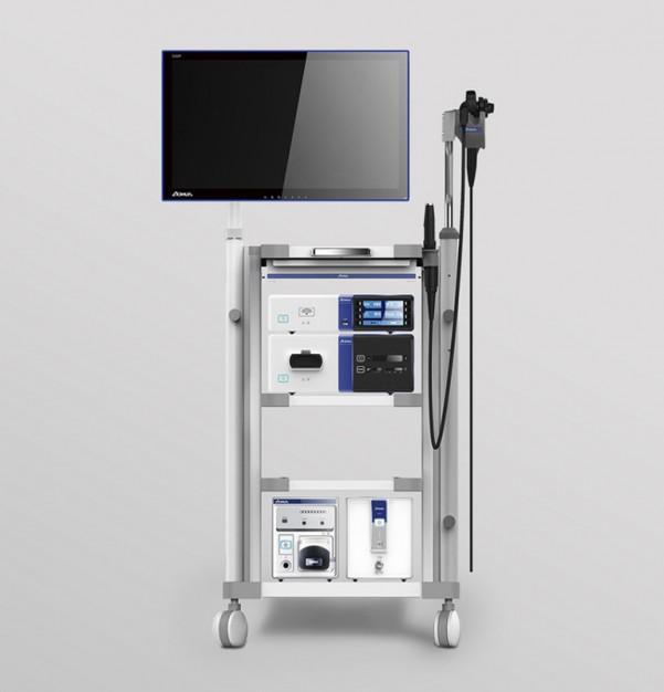 Gastroscopy colonoscopy endoscopic column  ЛОРАН Premium