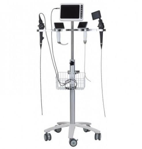 Flexible video bronchoscope HUGEMED VL3S