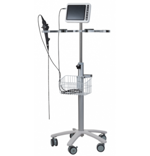 Flexible video nasopharyngoscope HUGEMED VL3S