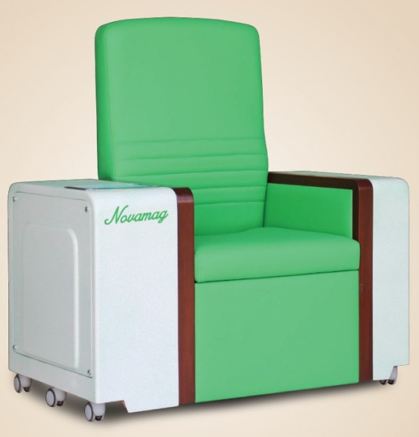 Magnetic therapy chair NOVAMAG NT-60