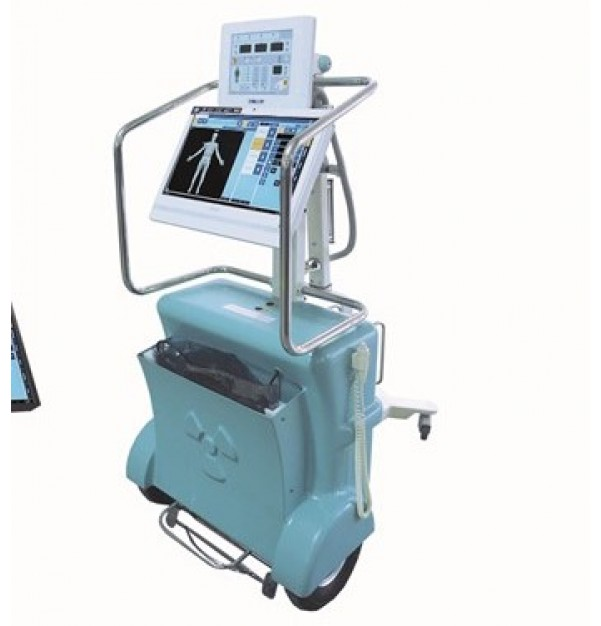 Mobile digital X-ray DRX 6-d
