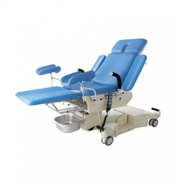 Electro - hydraulic operating gynecological table  HFEPB99D