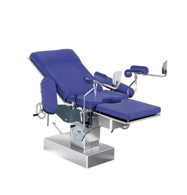 Mechanical operating table for gynecology HFMP06B
